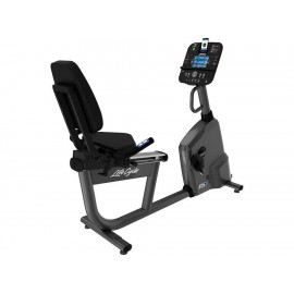 Bicicleta Recumbente Life Fitness RS1 Track Consola - Envío Gratuito