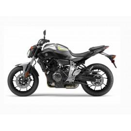 Motocicleta Yamaha FZ 07 700cc 2017 - Envío Gratuito