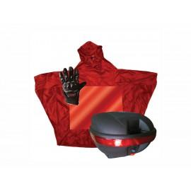 Kit para motociclismo Mikel's negro - Envío Gratuito