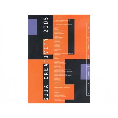 Guía Creativity 2005 el Diseño y la Comunicación en la Regio - Envío Gratuito