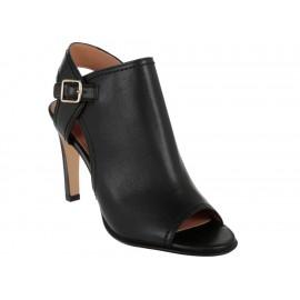 Zapato abierto H&Co negro - Envío Gratuito