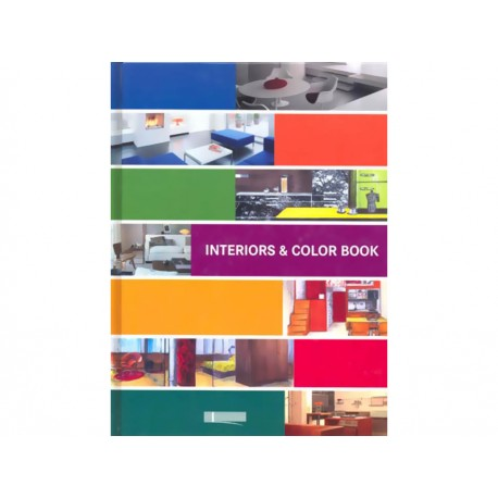 Interiors And Color Book - Envío Gratuito