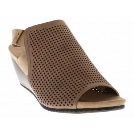 Zapato abierto Anne Klein bronce - Envío Gratuito
