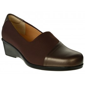 Zapato mocasín Joyce de piel - Envío Gratuito