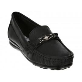 Zapato liso Lieb negro - Envío Gratuito
