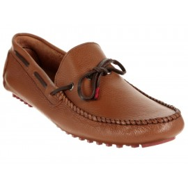 Zapato náutico Steve Madden Bergonn piel - Envío Gratuito