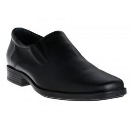 Zapato derby JBE piel negro - Envío Gratuito