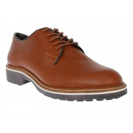 Zapato derby Dockers tan - Envío Gratuito