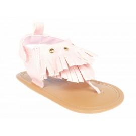 Sandalia Mon Caramel sintético para niña - Envío Gratuito