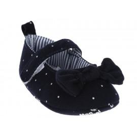 Mary Jane Mon Caramel textil para niña - Envío Gratuito