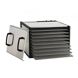 Deshidratador de 9 charolas Excalibur D900SHD acero - Envío Gratuito