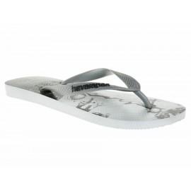 Sandalia de piso Havaianas gris - Envío Gratuito