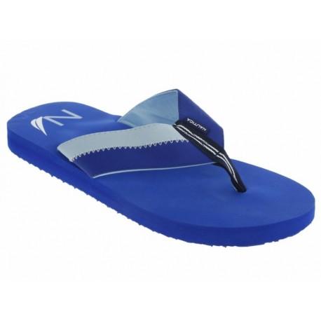 Sandalia con logotipo Nautica azul rey - Envío Gratuito