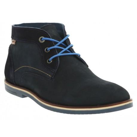 Levi´s Zapato Med Bota Azul - Envío Gratuito