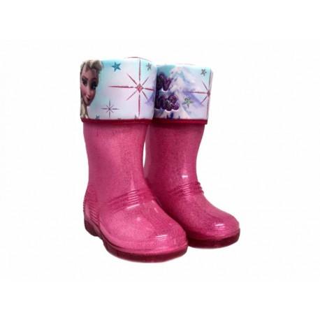 Bota de lluvia Bubble Gummers sintético para niña - Envío Gratuito
