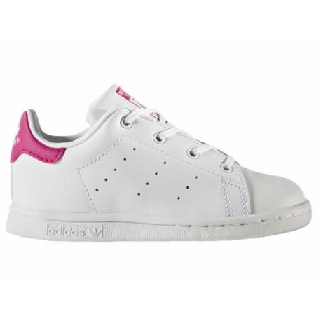 Tenis Adidas Originals Stan Smith para niña - Envío Gratuito