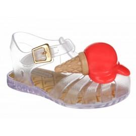 Sandalia Mini Melissa sintético para niña - Envío Gratuito