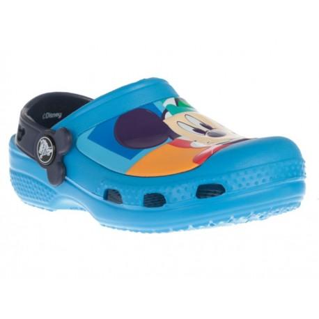 Sandalia Crocs sintética para niño - Envío Gratuito