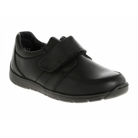 Zapato liso Chabelo de piel para niño - Envío Gratuito