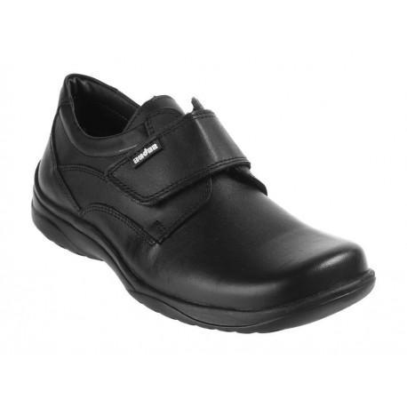 Zapato liso Audaz fijación con velcro para niño - Envío Gratuito