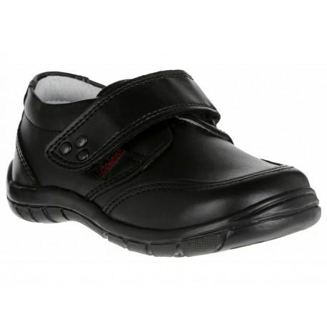 Zapato liso Coloso fijación con velcro para niño - Envío Gratuito