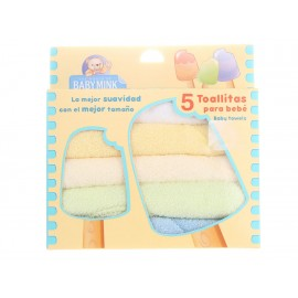 Baby Mink Set de Toallitas - Envío Gratuito