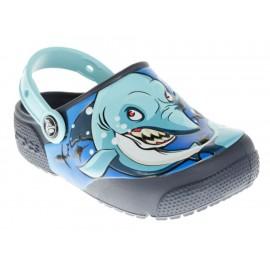 Sandalia Crocs sintético para niño - Envío Gratuito
