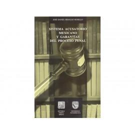 Sistema Acusatorio Mexicano y Garantías del Proceso Penal - Envío Gratuito
