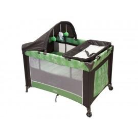 Cuna de viaje Prinsel Sleep verde - Envío Gratuito