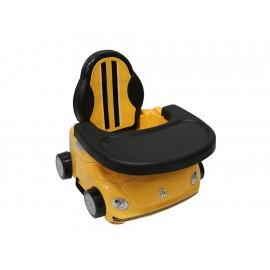 Silla booster Infanti Volkswagen amarilla - Envío Gratuito