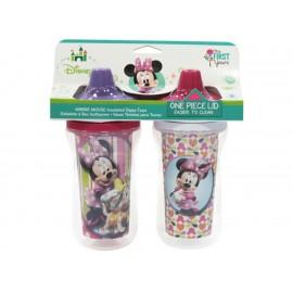 Set de vasos entrenadores Disney Minnie 9 onzas para niña - Envío Gratuito