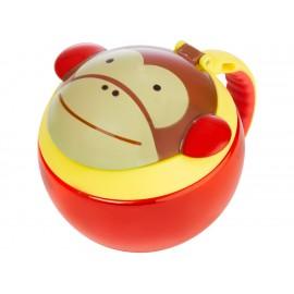 Taza para snacks Skip Hop Zoo Mono - Envío Gratuito