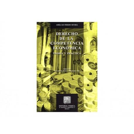 Derecho de La Competencia Económica Teoría y Práctica - Envío Gratuito