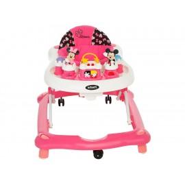 Andadera Disney Minnie rosa - Envío Gratuito