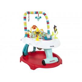 Andadera Kolcraft Baby Sit and Step rojo - Envío Gratuito
