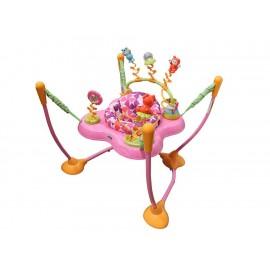 Centro de entretenimiento Infanti rosa - Envío Gratuito