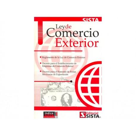Ley de Comercio Exterior - Envío Gratuito