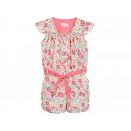 Jumpsuit Lovely Lulu floral para niña - Envío Gratuito