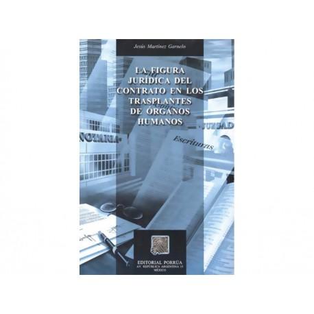 Figura Jurídica del Contrato En Los Trasplantes Organos Hum - Envío Gratuito