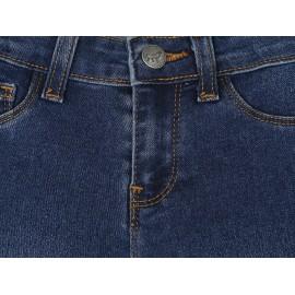 Jeans liso Piquenique de mezclilla para niña - Envío Gratuito