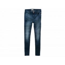 Jeans liso That s It de mezclilla para niña - Envío Gratuito