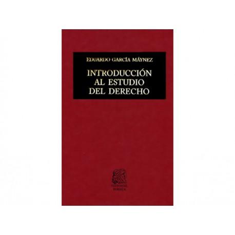 Introducción al Estudio del Derecho - Envío Gratuito