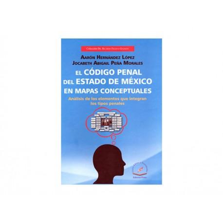 El Código Penal del Estado de México en Mapas Conceptuales - Envío Gratuito