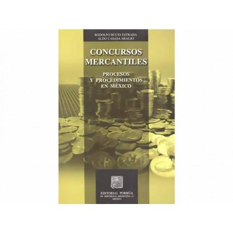 Concursos Mercantiles Procesos y Procedimientos en México - Envío Gratuito