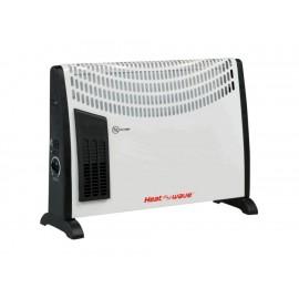 Heat Wave HF152T Calefactor Gris - Envío Gratuito