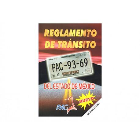 Reglamento de Tránsito del Estado de México - Envío Gratuito