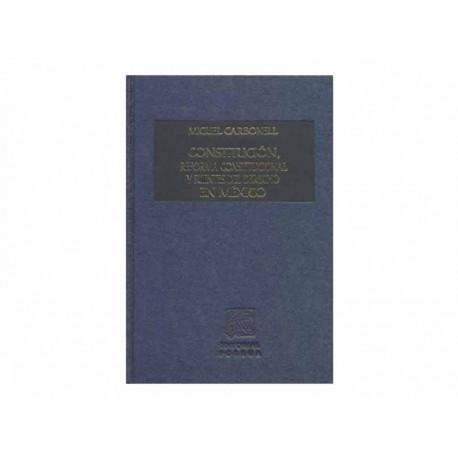 Constitución Reforma Constitucional y Fuentes del Derec.Mex. - Envío Gratuito