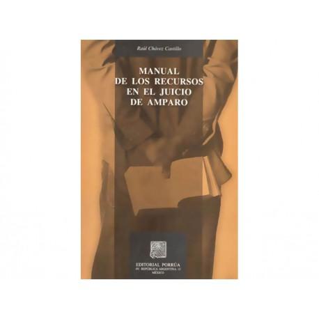Manual de Los Recursos en El Juicio de Amparo - Envío Gratuito