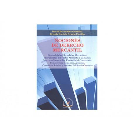 Nociones de Derecho Mercantil - Envío Gratuito