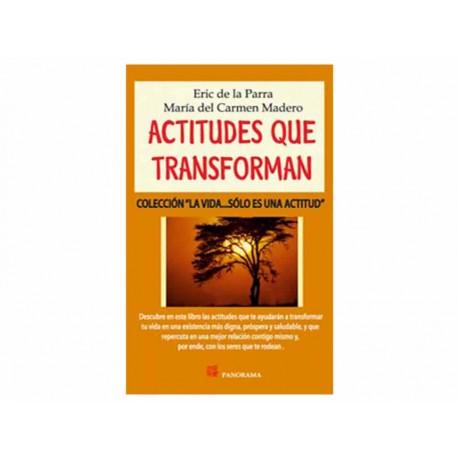 Actitudes Que Transforman - Envío Gratuito